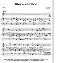 KAW-Song-sheet-music