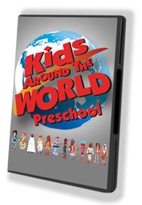 Kids-around-the-world-for-preschoolers