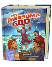 My-Awesome-God
