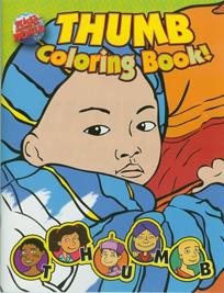 THUMB-Coloing-Book